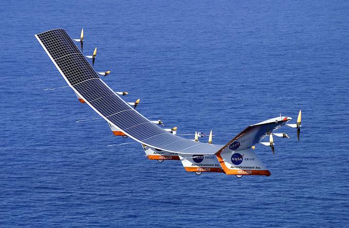 NASA / AeroVironment - Helios