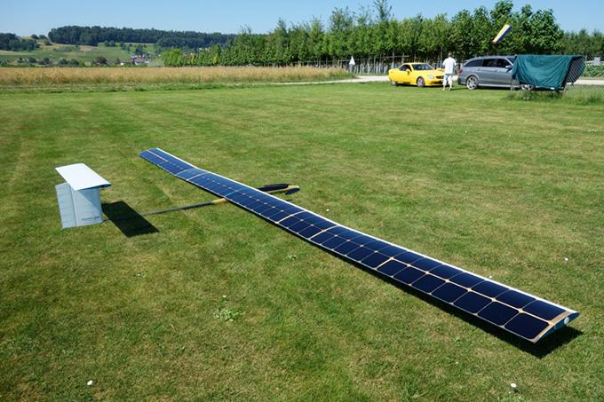 Atlantik Solar - UAV