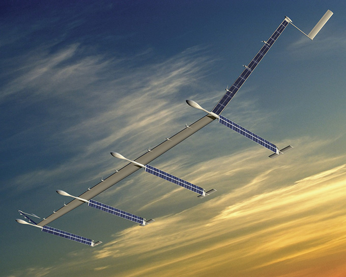 Boeing Phantom Works - Solar Eagle