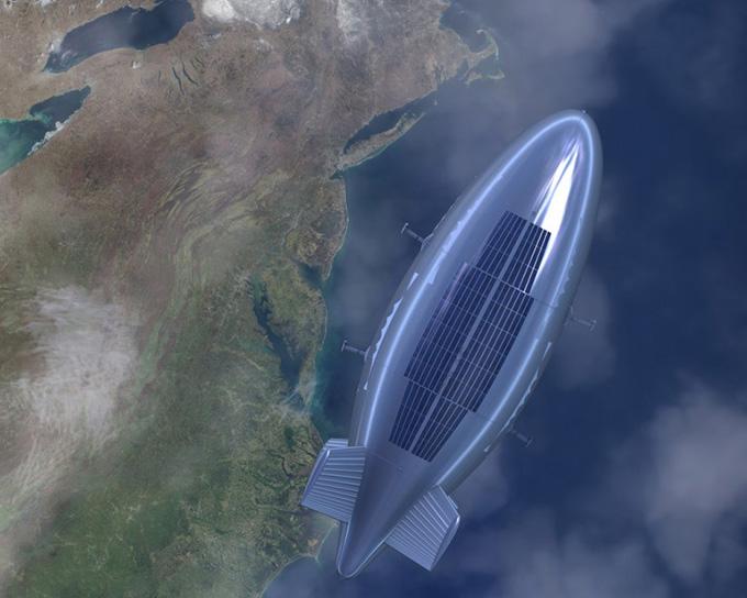 Lockheed Martin - HALE-D