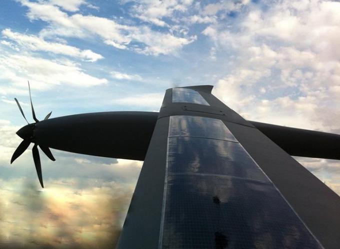 Silent Falcon - UAV