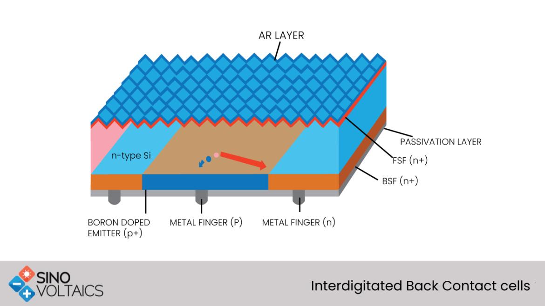 Interdigitated Back Contact cells