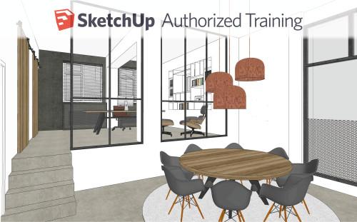 Leer De Basis Van Sketchup Cursus Op Locatie Sketchup Plaza
