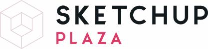 logo sketchup plaza