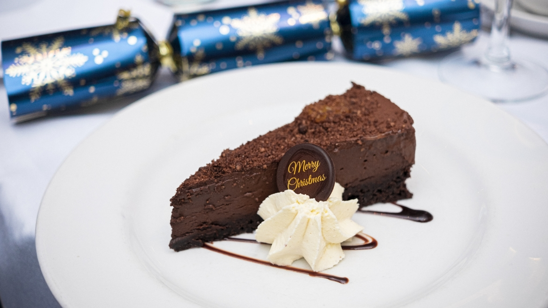 chocoladetaart-dessert-merry-christmas