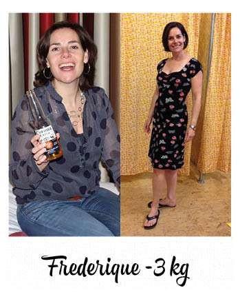 3 kilo afvallen in 3 weken