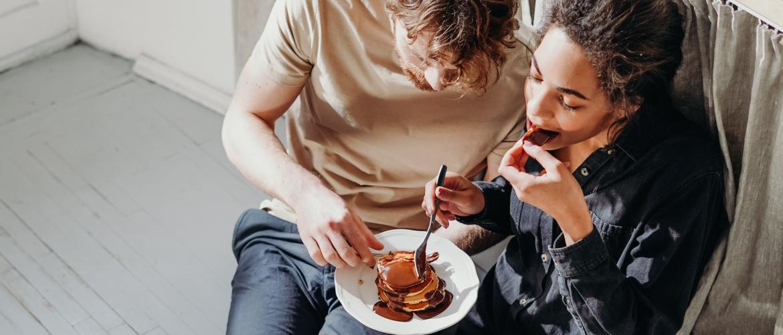 Langzaam eten en afvallen: 5 tips om rustig te eten
