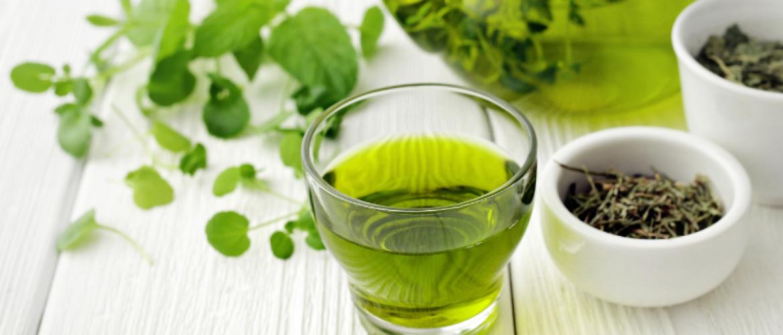 Afvallen door groene thee te drinken: feit of fabel?