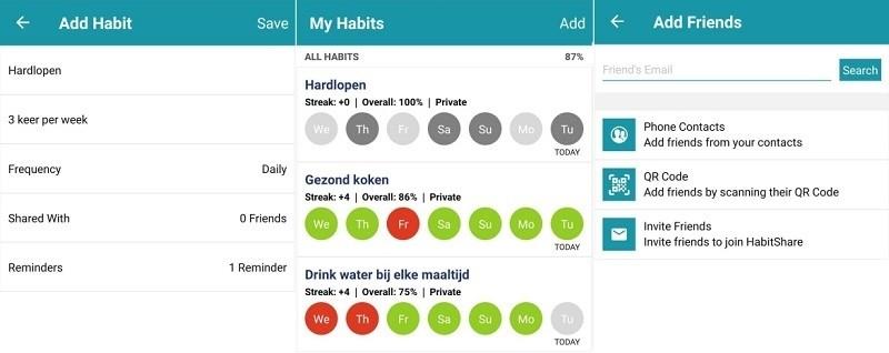 habitshare-gewoontes-app