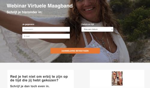 gratis webinar virtuele maagband