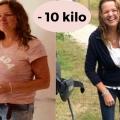 met de virtuele maagband 10 kilo afgevallen
