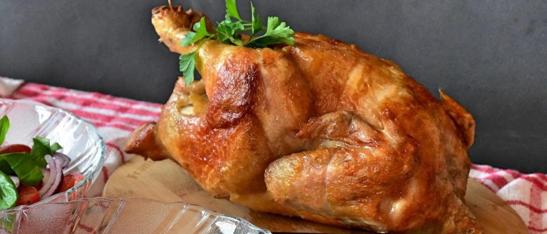 Gestoofde kip met zuurkool