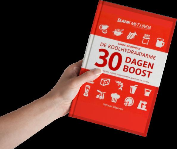 Boek: De koolhydraatarme 30 dagen boost