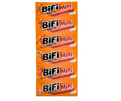 bifi koolhydraatarme snack en tussendoortje
