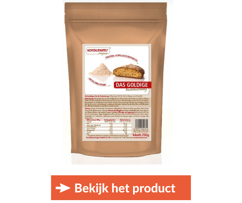 koolhydraatarm brood maken
