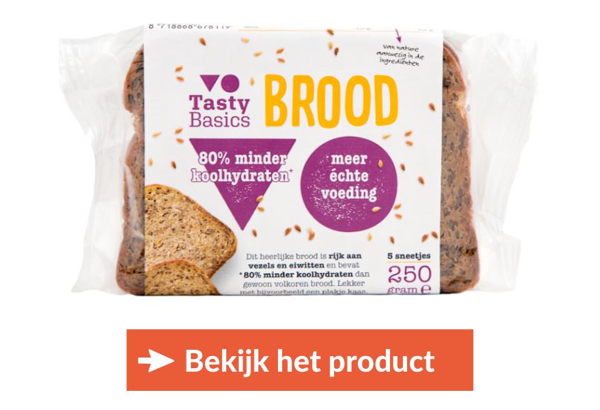 koolhydraatarm brood waar te koop