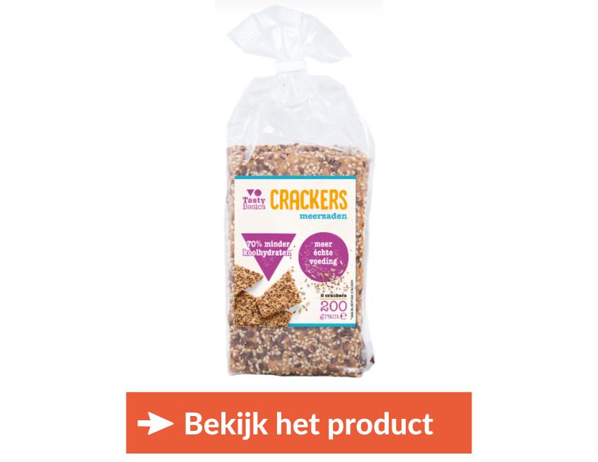 koolhydraatarm cracker