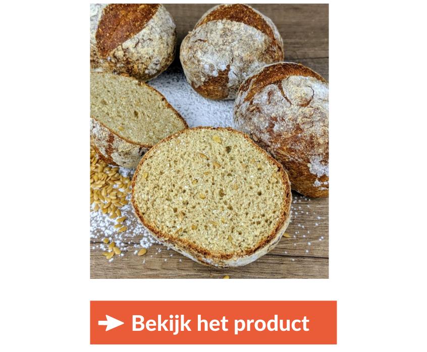 koolhydraatarme broodjes maken