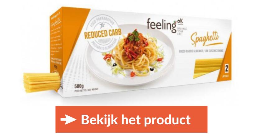 spaghetti koolhydraatarm