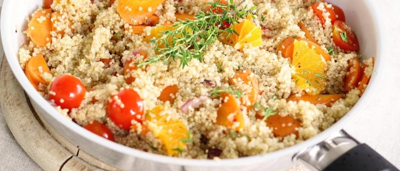 Quinoa: superfood en gezonde vervanger van rijst en pasta