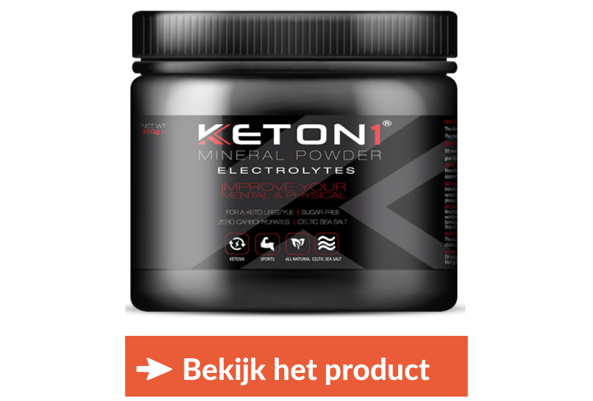 supplementen bij koolhydraatarm dieet
