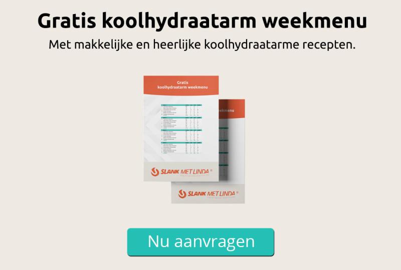 koolhydraatarm weekmenu