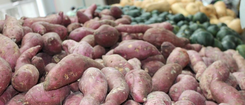 Zoete aardappel en een koolhydraatarm dieet