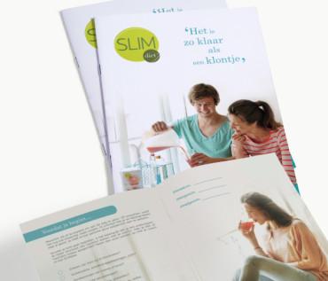 SLIMdiet brochure