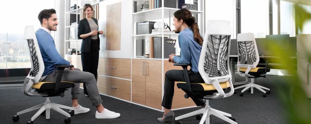 Het belang van het gebruik van een ergonomische bureaustoel