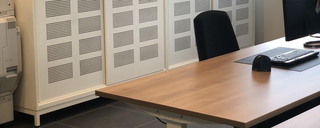 Voordelen van een zit sta bureau