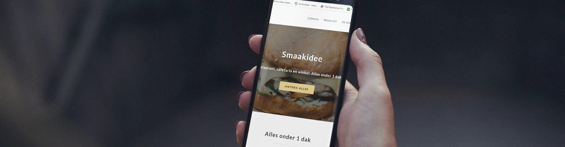 Smaakidee online bestellen