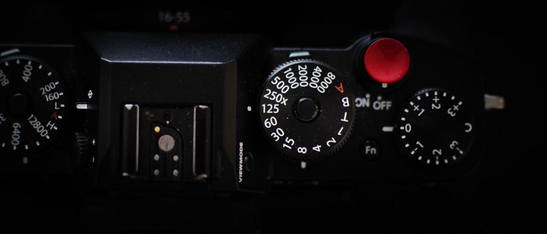 Standaard Camera Instellingen voor Studiofotografie