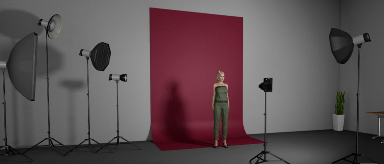 Virtuele fotostudio - Set.a.light 3D