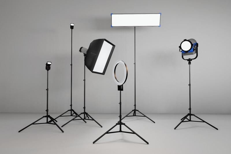 Fotostudio Thuis - Lichtbronnen