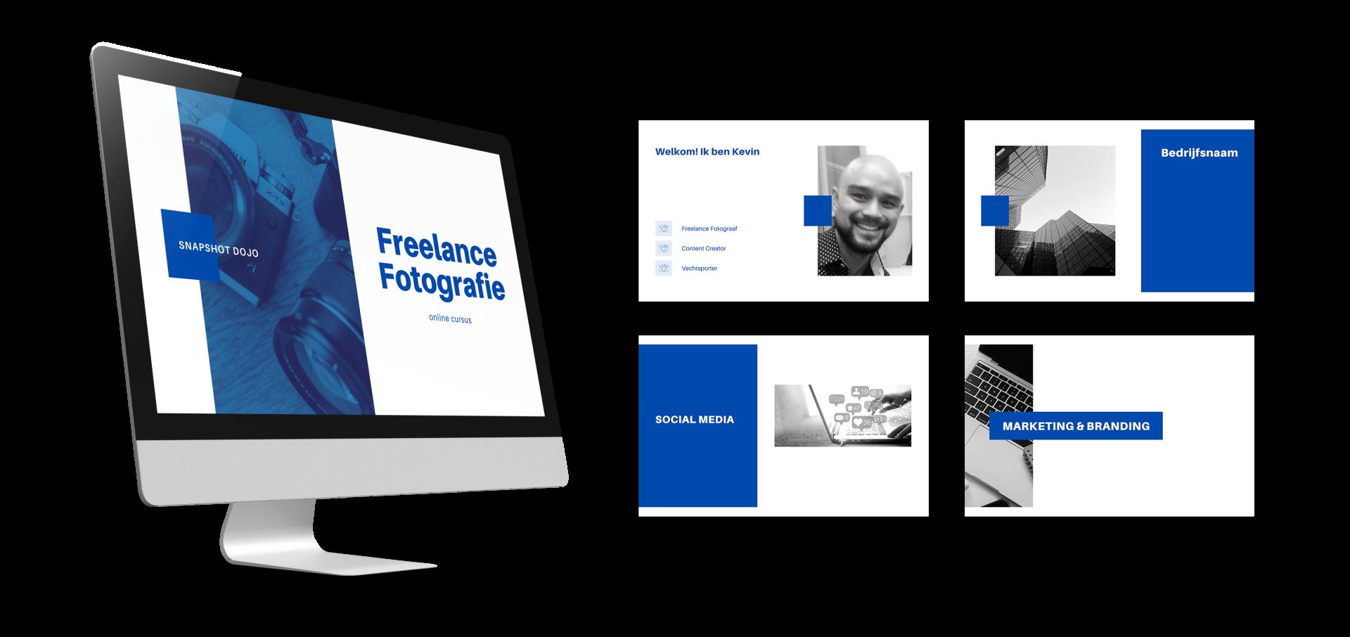 Online Cursus Freelance Fotografie