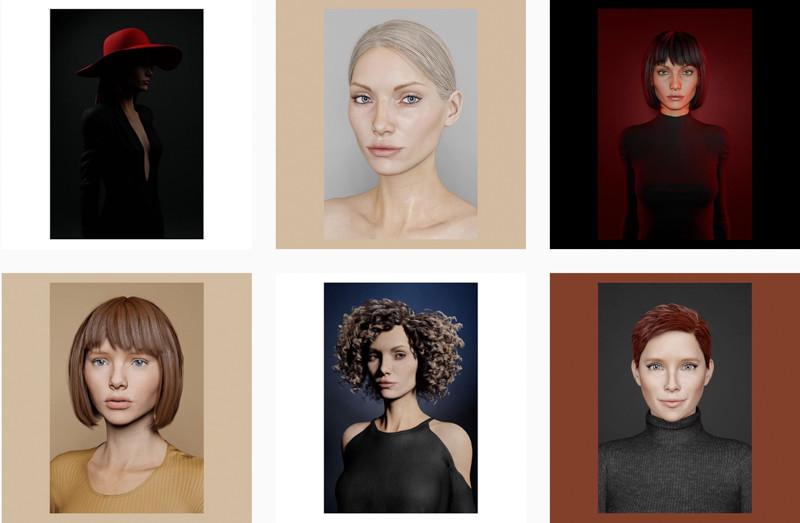 Portretfotografie en corona - Fotostudio Simulatie Portretten