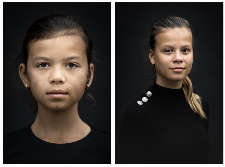 Tips voor Betere Portretfoto's - Lola & Jadé