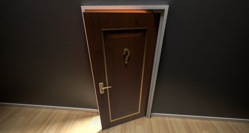 Open de deur