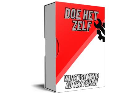 Winstgevend adverteren online kun je zelf