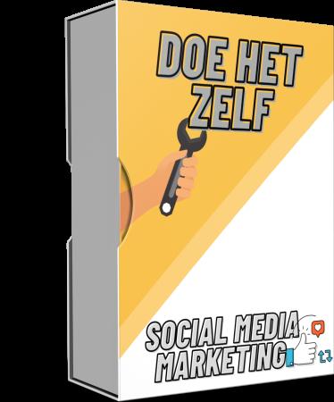 Doe het zelf social media marketing