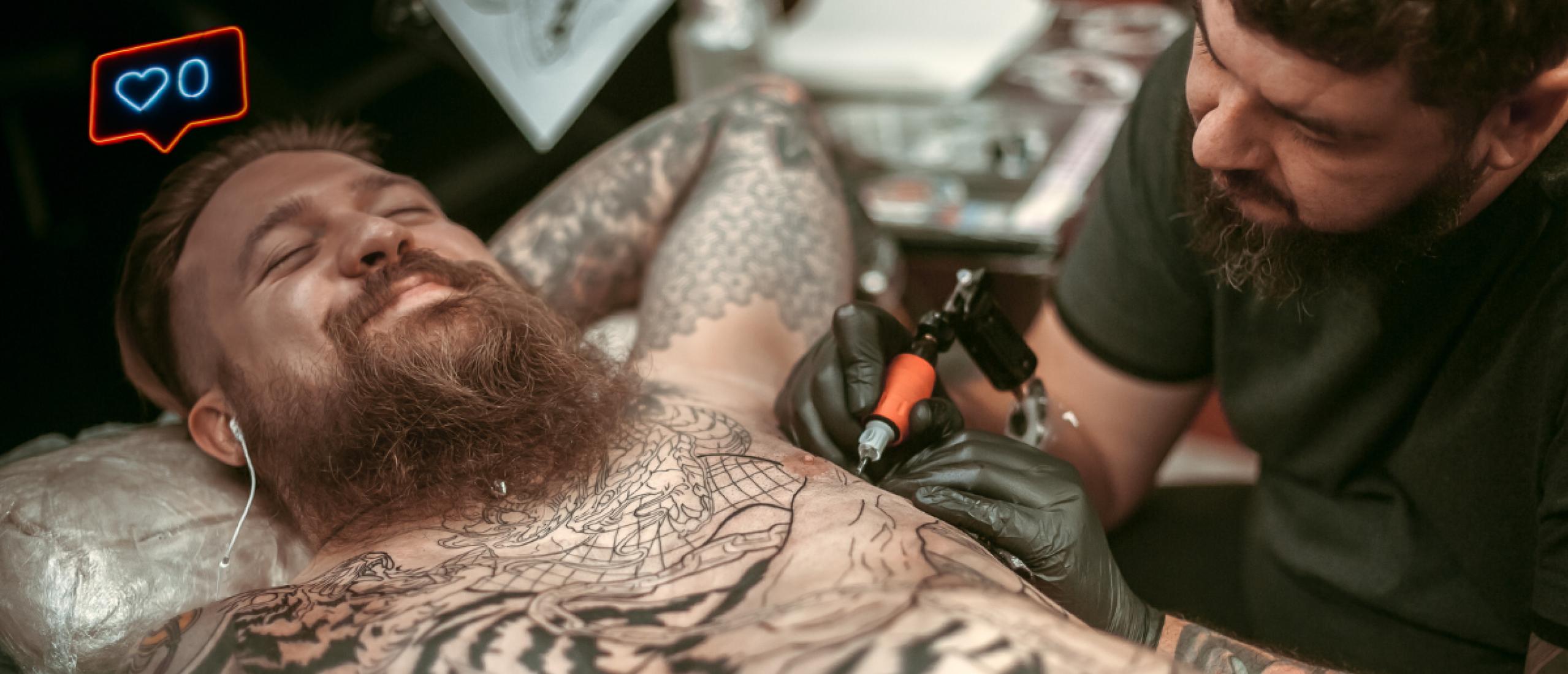Hoe gebruik je Instagram voor je tattooshop