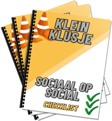 checklist sociaal op social