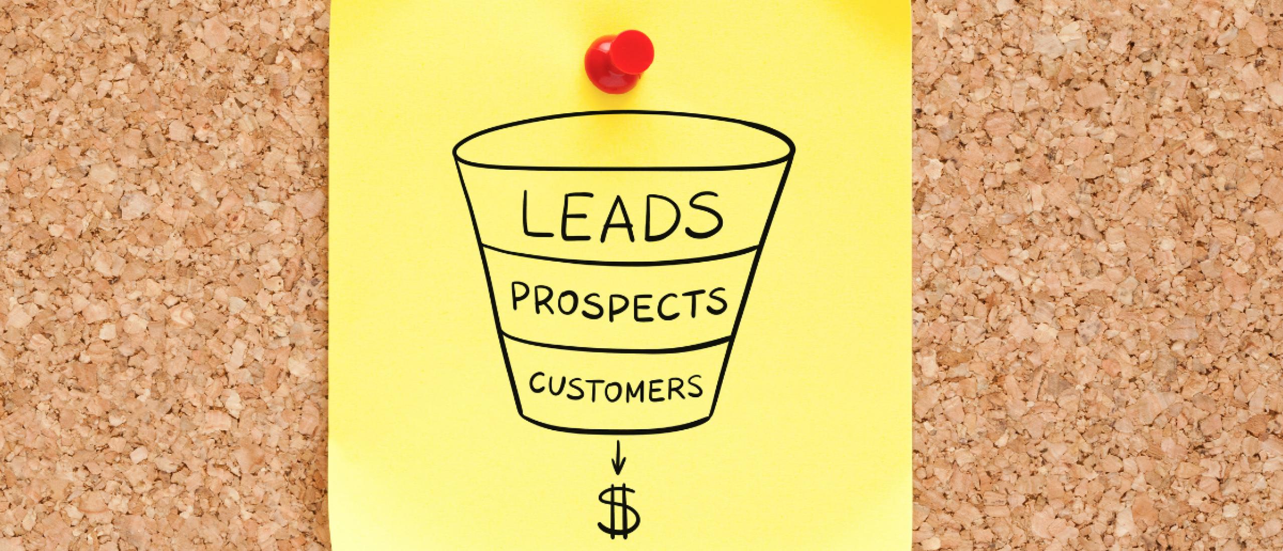 Meer klanten met marketing funnels