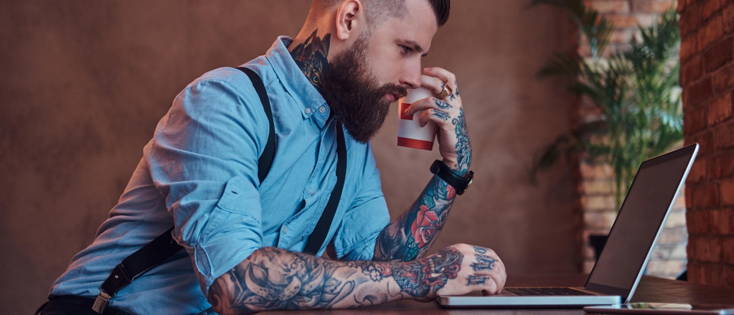 Online adverteren voor tattooshops