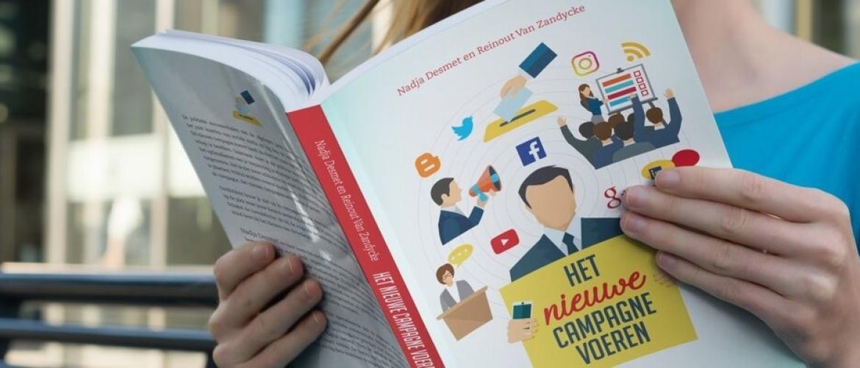 Zonder opkomstplicht campagnevoeren bij de volgende lokale verkiezingen, dat doe je via sociale media!