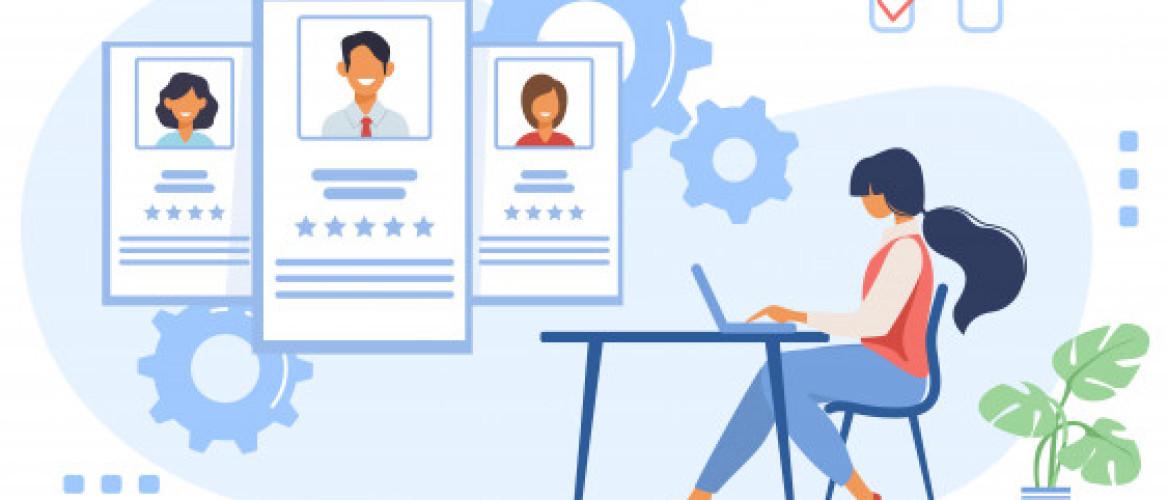 10 voordelen als je gaat rekruteren via sociale media