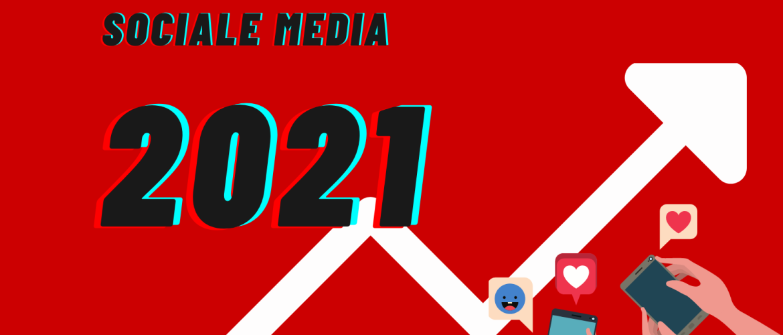 Klaar voor (opleiding) sociale media in 2021? Wat kan je verwachten?