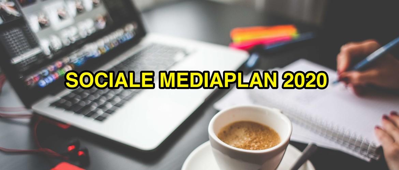 Meer bereik en resultaten met sociale media begint bij een strategie en een plan.