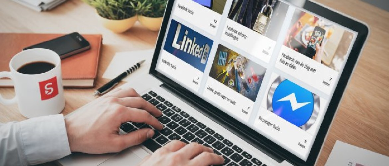 Offline of online opleiding sociale media? Het antwoord op deze vraag lees je hier.