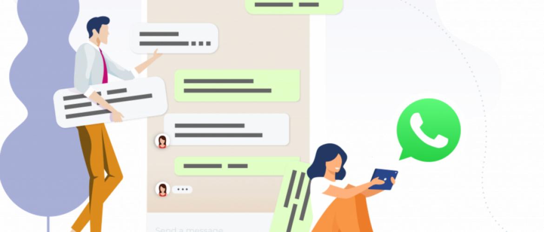 Start met laagdrempelig online klantcontact via WhatsApp